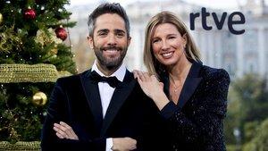 Roberto Leal y Anne Igartiburu repiten como presentadores de las Campanadas en TVE
