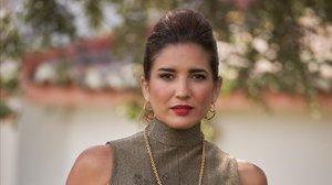 Lucía Jiménez interpreta en 'Amar es para siempre'a una mujer que vivía en la década en la que ella nació.