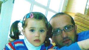 María Domínguez, de ocho años, y su padre, Miguel Ángel, fueron brutalmente asesinados en su casa de Almonte (Huelva) el 27 de abril de 2013.