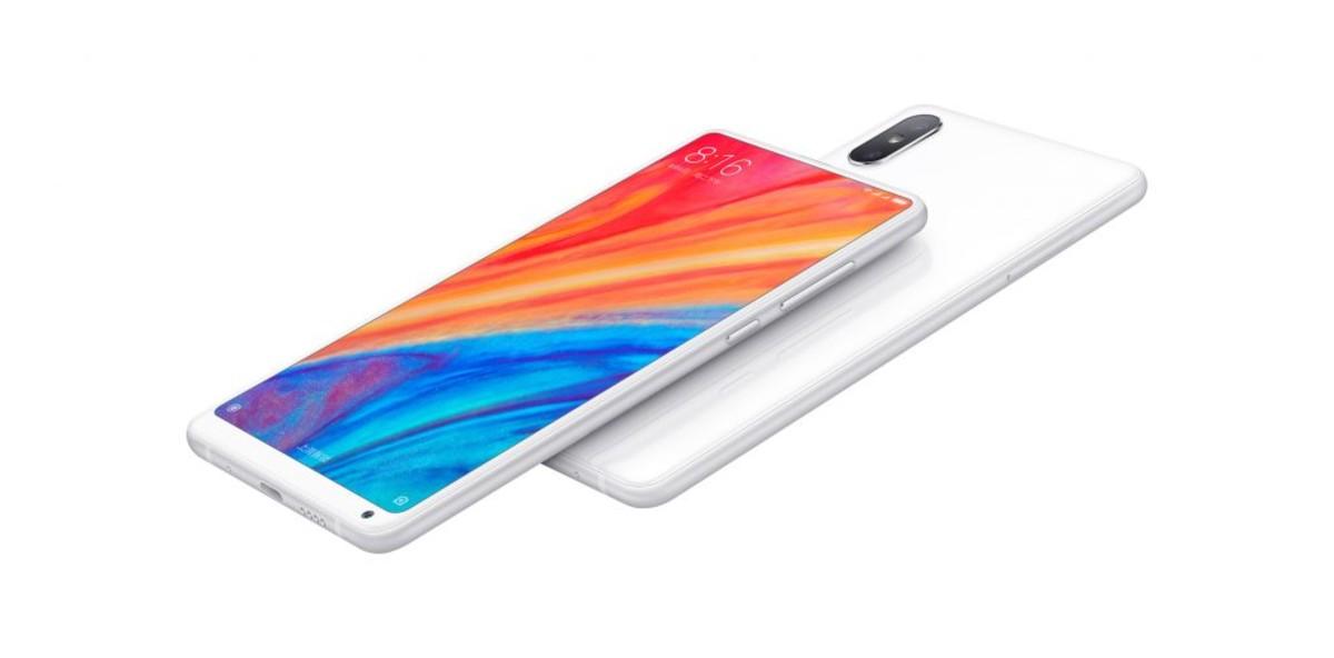 L''smartphone' Xiaomi Mi MIX 2S, a fons