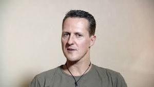 Michael Schumacher, en una imagen del vídeo.