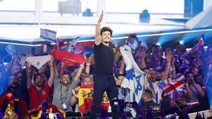Eurovisión vuelve a arrasar con 5,4 millones pero Miki no logra mantener la marca de Amaia y Alfred