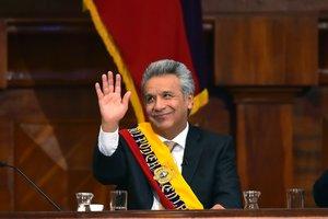 El presidente ecuatoriano se entrevistará igualmente con el secretario general de la ONU, António Guterres.