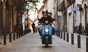 El 'motosharing' de Cabify, Movo, desembarca a Barcelona