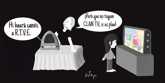L'humor gràfic de de Juan Carlos Ortega del 6 de Juliol del 2018