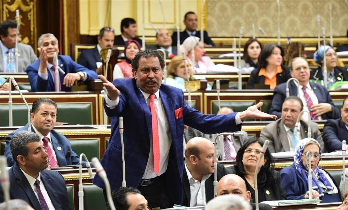 El Parlamento blinda a Al Sisi hasta 2030