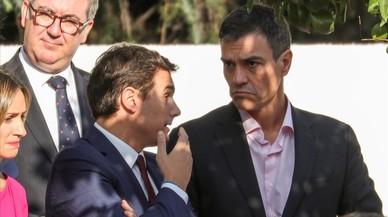 Sánchez y compañía en la España líquida