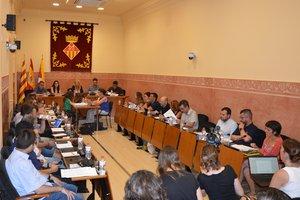 L'acord entre el PSC i ECP dona llum verda al cartipàs del mandat 2019-23 a Rubí