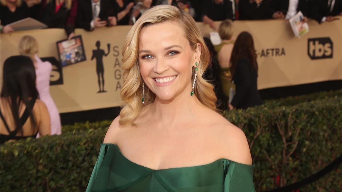 La actriz y productora ReeseWitherspoon.