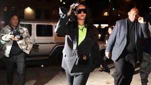 Rihanna, en una imagen de enero del 2019 captada en Nueva York.