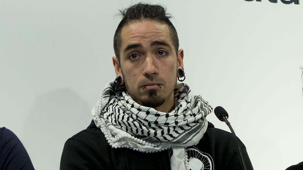 Rodrigo Lanza, en el 2015.