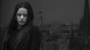 Rosalía, fotografiada en Barcelona en el 2017
