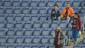 Els abonats del Camp Nou podran quedar-se amb el seu seient quan els canviïn