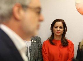 Silvia Clemente, excandidata a la presidencia de Cs en CyL.
