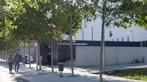 La comisaría de los Mossos en Tarragona.