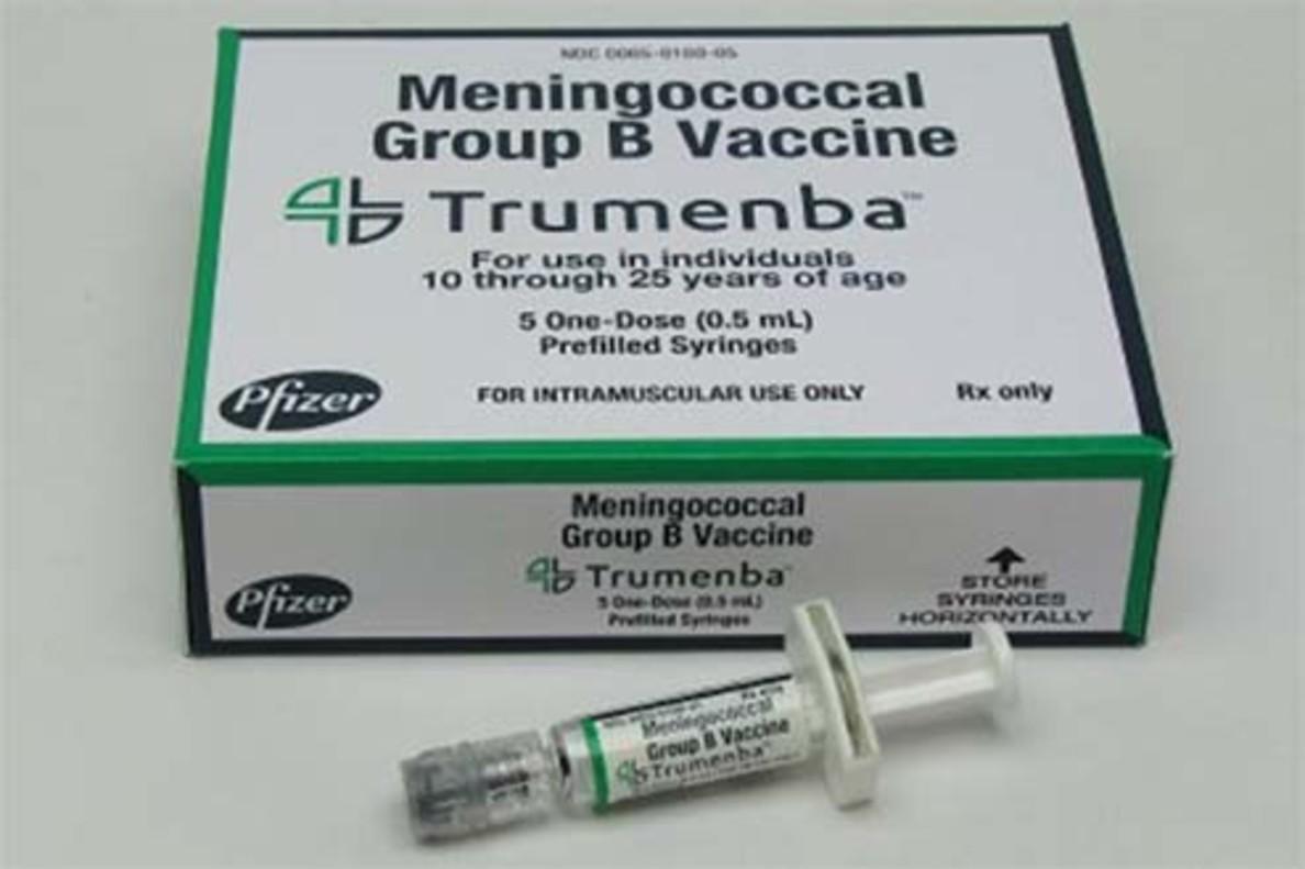 Disponible una nova vacuna contra la meningitis B