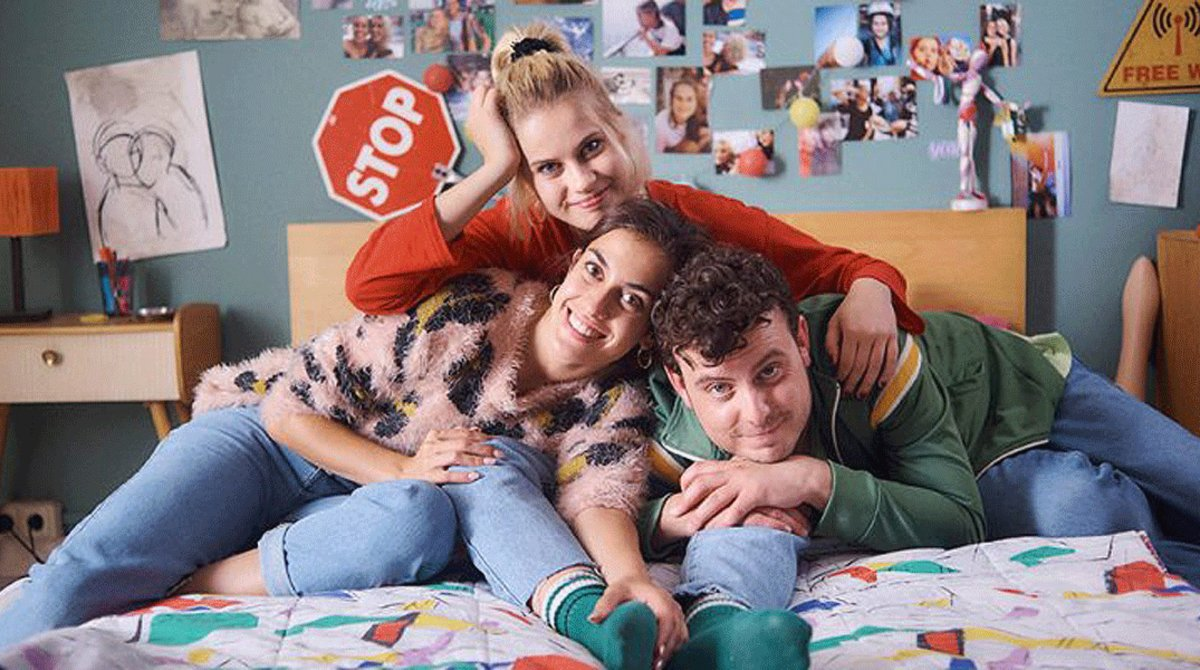 Una imagen promocional de 'Drama', serie que actualmente emite TV-3.