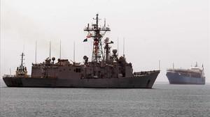 Espanya tindrà el quarter general de l''operació Atalanta' contra pirateria