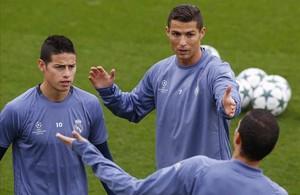 El Madrid, entre l'excés de confiança i la tensió pels ultres del Legia