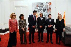 Govern i Generalitat han mantingut tres bilaterals després de la seva ruptura oficial