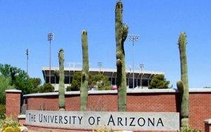 La universidad de Arizona, en los EEUU.