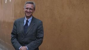 Xavier Arbós, catedrático de Derecho constitucional cuya comparecencia habían socilicitado el PSC y Catalunya Sí que es Pot.