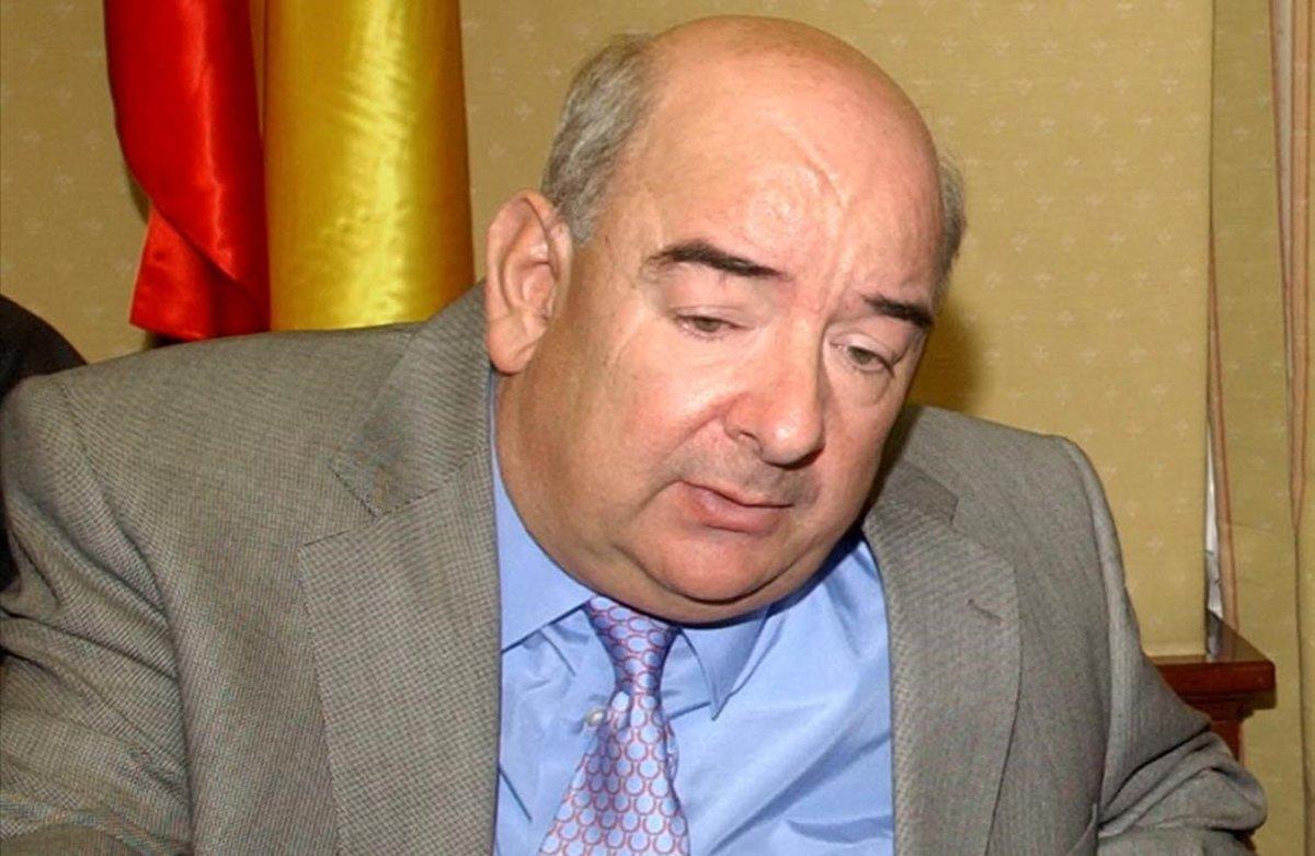 Mor el fiscal de l'Audiència Nacional Eduardo Fungairiño
