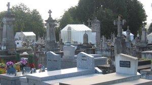Trobat un home vagant pel cementiri quatre mesos després del seu suposat enterrament