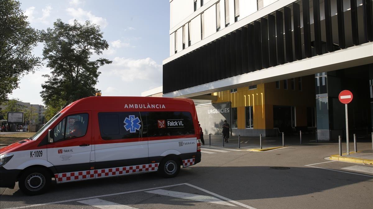 Mor una dona que va ser atropellada mentre circulava en patinet elèctric a Sabadell