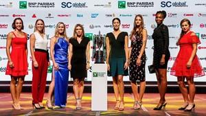 Garbiñe Muguruza, elegida millor tennista de l'any