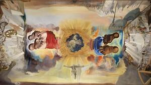 'El palacio del viento' es uno de los óleos que componen el quinto tramo del catálogo