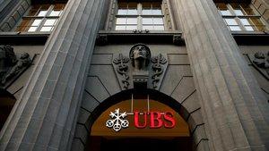 UBS cobrarà un 0,60% als dipositants amb més de 500.000 euros