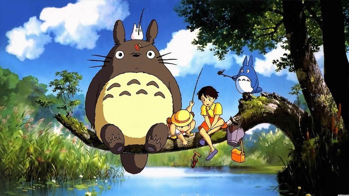 'El meu veí Totoro': on viu la màgia