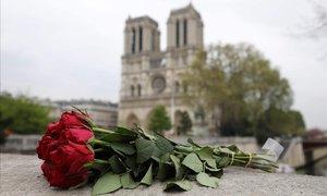 «S'ha cremat el cor de França»