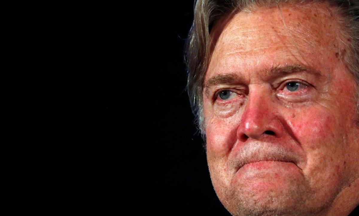 Steve Bannon: l'apòstol de l'odi