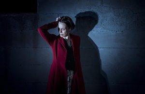 La actriz Ariadna Gil, en El dolor, de Marguerite Duras.