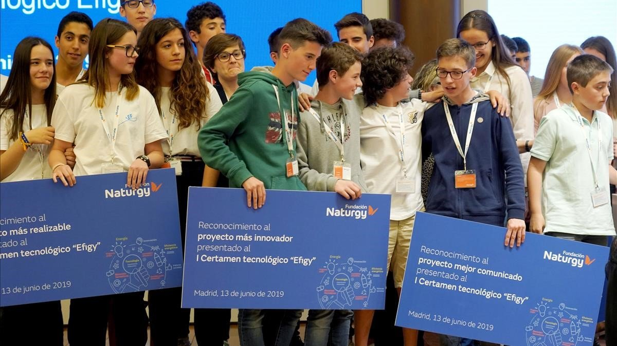Solucions planetàries en mans d'estudiants