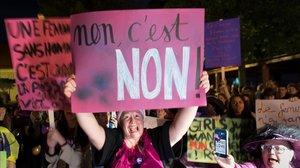 Les dones suïsses paren contra la desigualtat