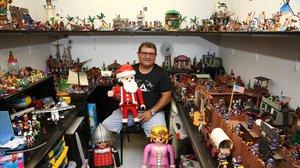"""David López Roca: """"A los 17 años aún pedía que me regalaran 'playmobils'"""""""