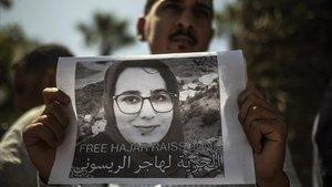 Mohamed VI indulta la periodista empresonada per avortar