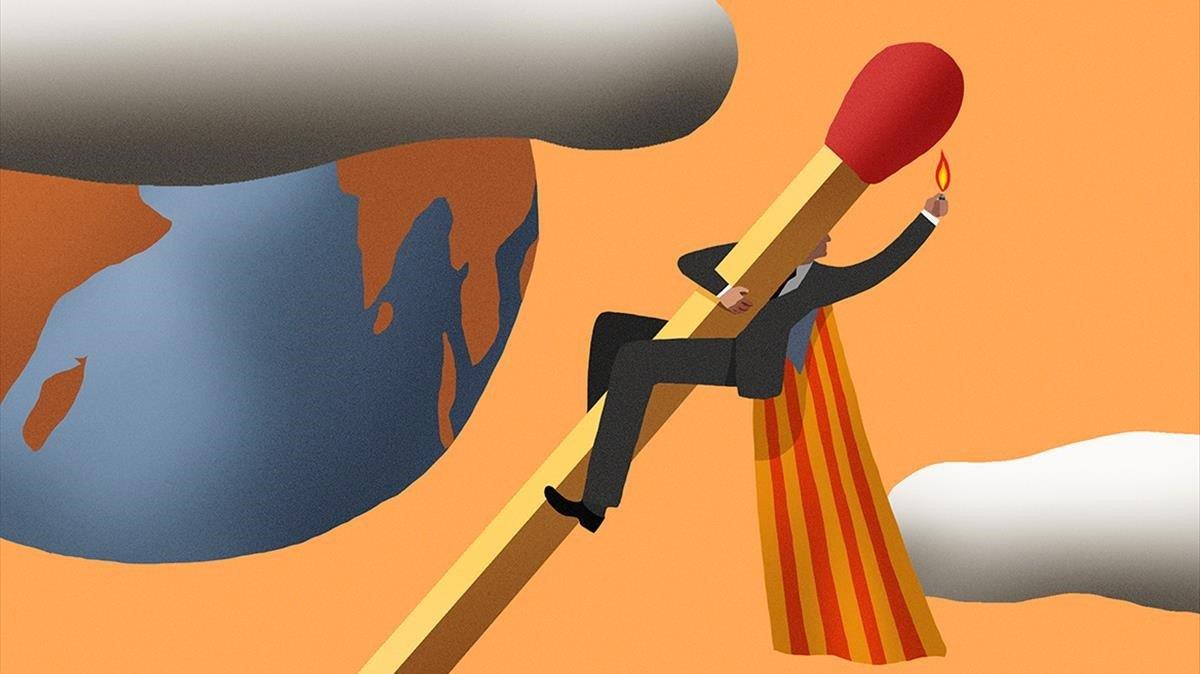 La 'internacionalización del conflicto'