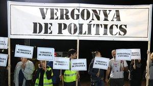 Puigdemont: «Espanya és un problema per a la democràcia europea»
