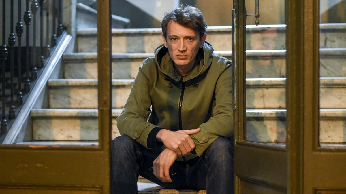 Owen Martell, en Barcelona, el pasado noviembre.