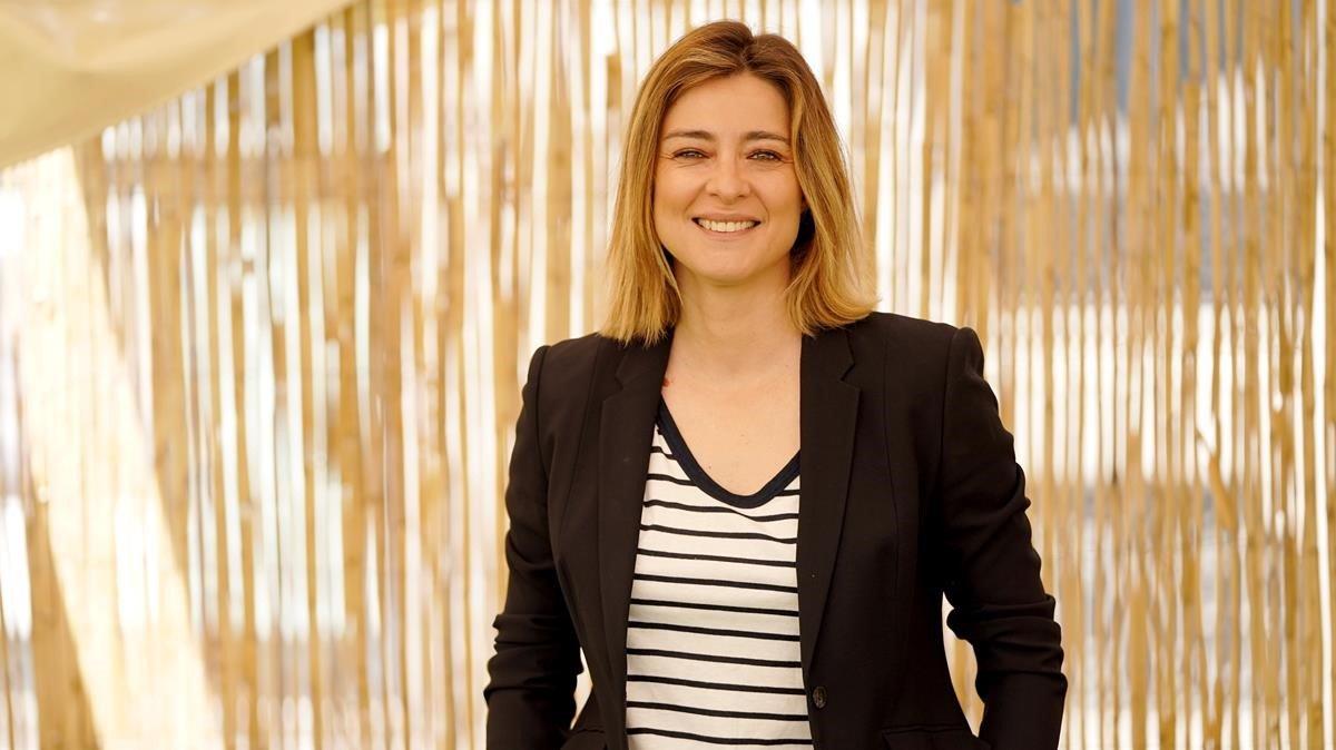 Sandra Barneda: «'La isla de las tentaciones' donaria per a una novel·la»