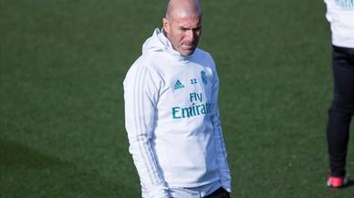 Zidane dijo no