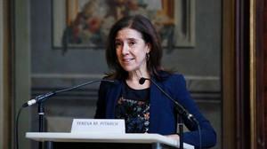 El Govern destitueix Teresa Pitarch com a presidenta de l'Institut Català de les Dones