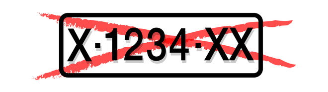 matrículas anteriores a 2000 con denominación provincial no tendrán distintivo ambiental
