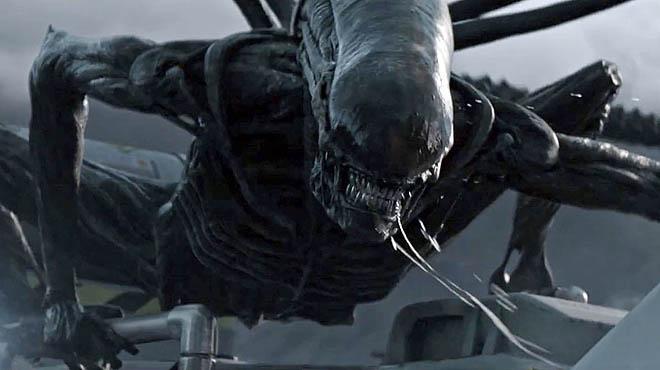 Tráiler Prometeus-2 de  Alien: Covenant, que se estrenará el 19 de mayo del 2017, en VOSE
