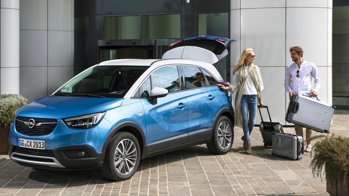El Opel Crossland X se suma al GLP (ES)