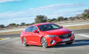Opel recupera las siglas GSi para el Insignia